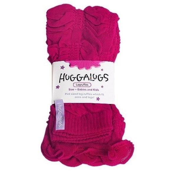 Huggalugs Wild Child Leg /& Arm Warmers For Baby Legs